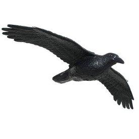 FB 3D vliegende raaf