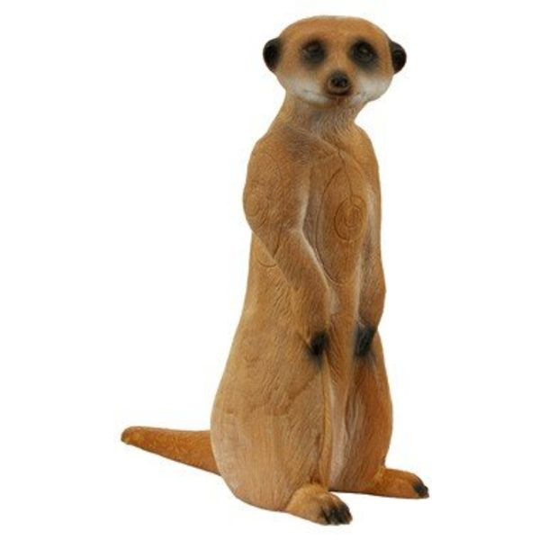 3D stående meerkat