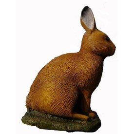 IBB 3D europæisk hare