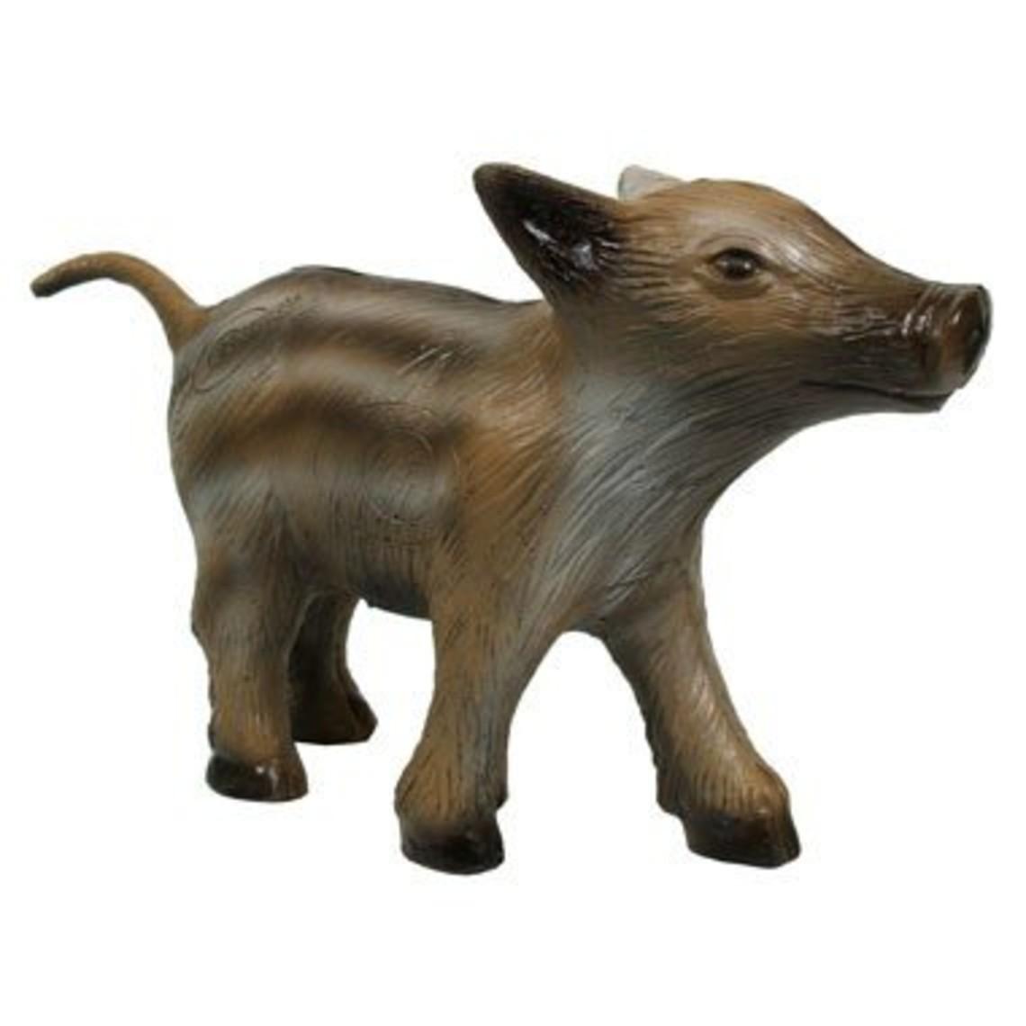 maialino in piedi 3D