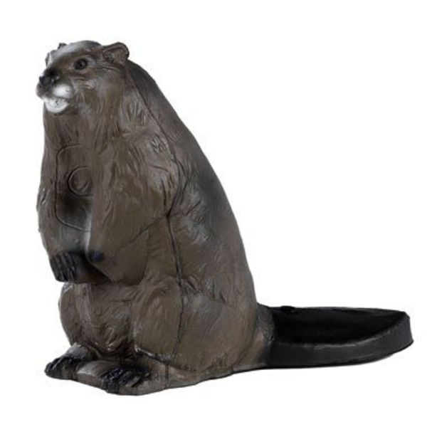FB 3D standing beaver