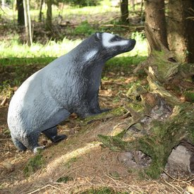 FB 3D large standing badger
