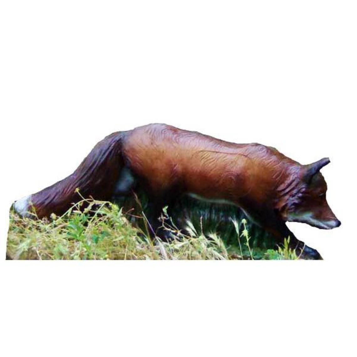 IBB 3D rennende vos