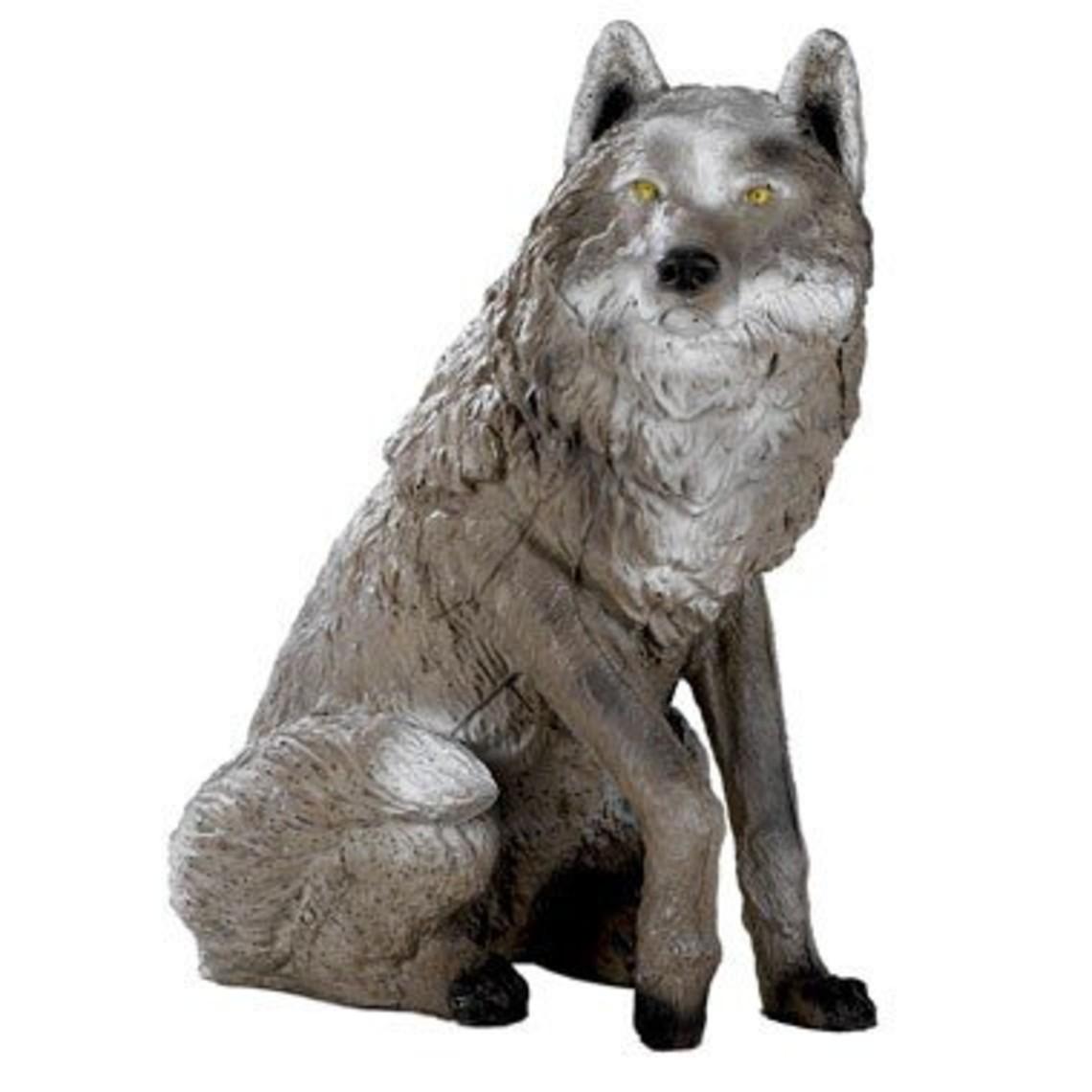 FB 3D sitzt Wolf