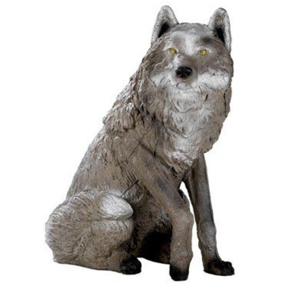 FB 3D siedzi wilk