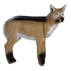 FB 3D standing coyote