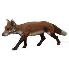 3D zorro corriendo