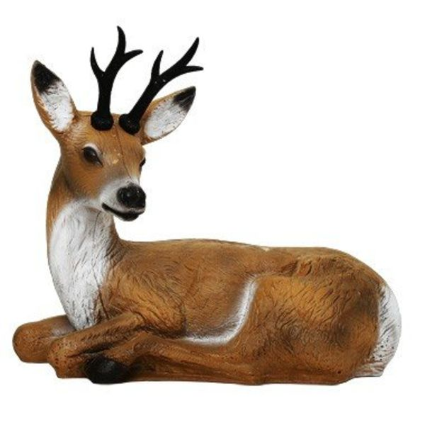 FB 3D resting roebuck