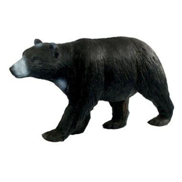 3D walking niedźwiedź naturalnej wielkości