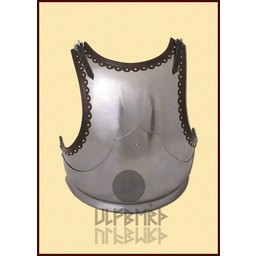 Gothic breastplate