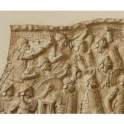 Elmo da arciere romano (sagittarii)