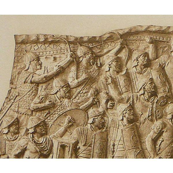 Deepeeka Romeinse boogschuttershelm (sagittarii)