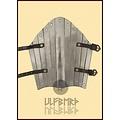 Ulfberth Canon d'avant-bras (brassards), en acier