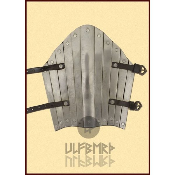 Ulfberth Vambrace d'acciaio