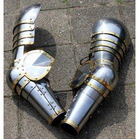 Ulfberth Churburg arm rustning