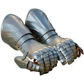 Rękawice żebra