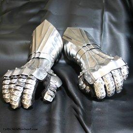 Deepeeka Rękawice z nitami