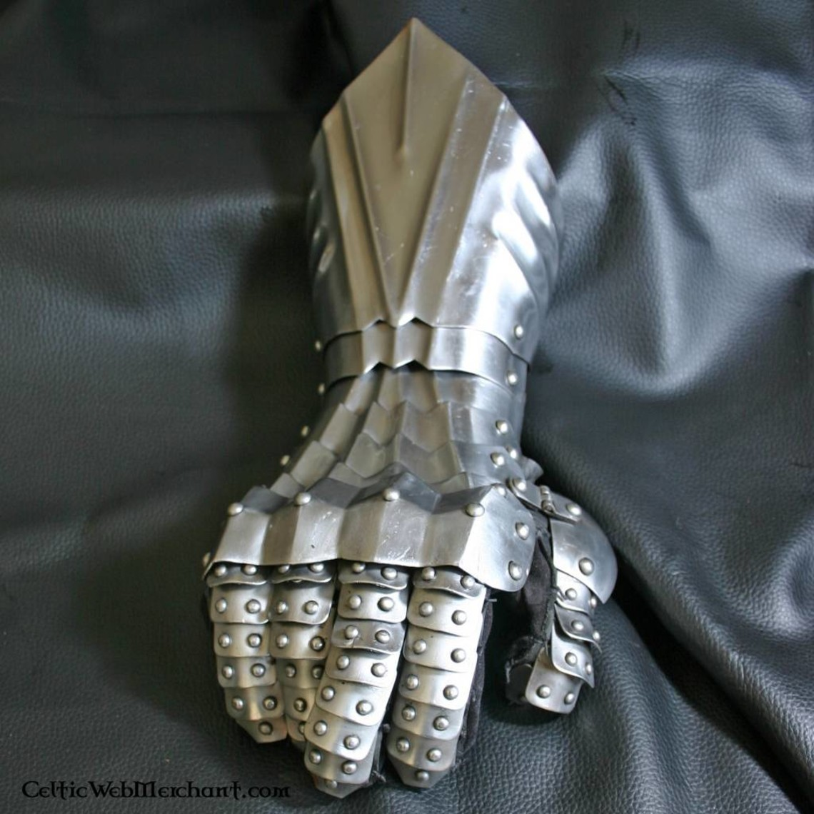 Deepeeka Guantes con remaches