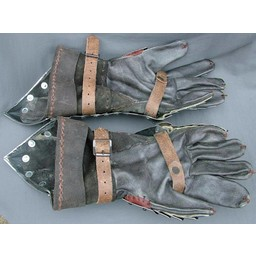 Gothic rękawice podstawowy