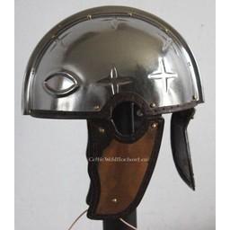 Spätrömischen Helm, Intercisa II