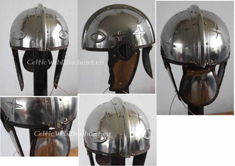 Laat-Romeinse helm, Intercisa II