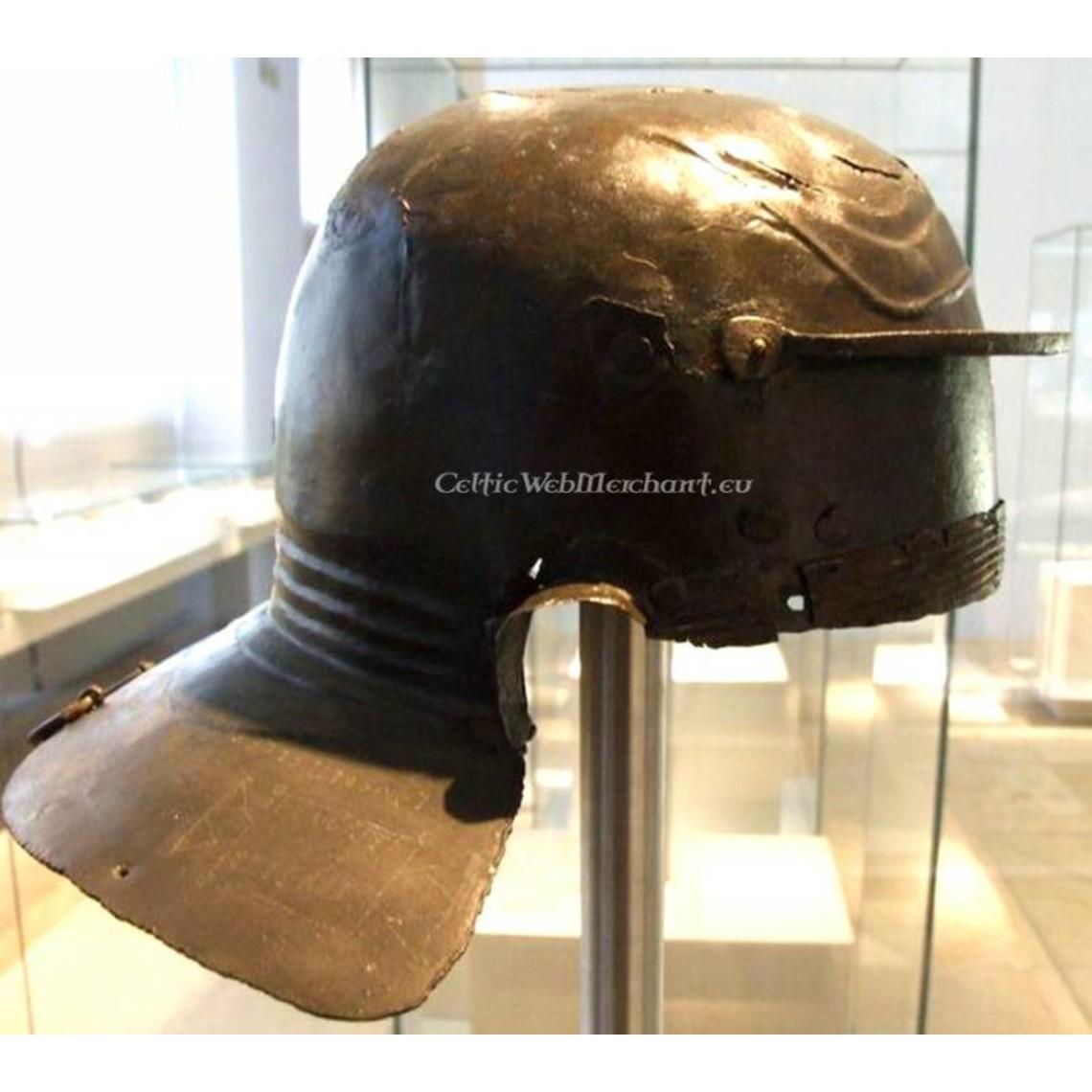 Deepeeka Galea Gala Imperial I, Moguntiacum