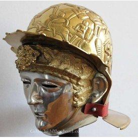Deepeeka Capacete de Segurança romanos
