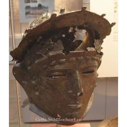 Romerska sport hjälm