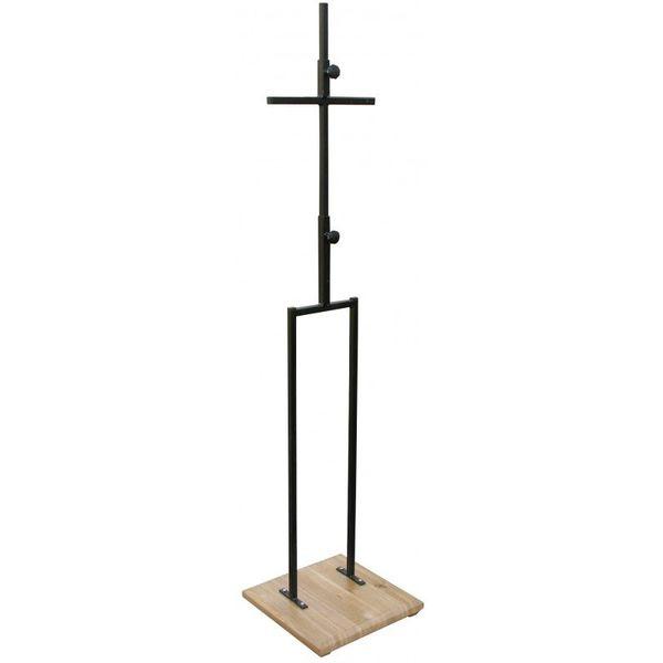 Udtrækkelige stander, 160-190 cm