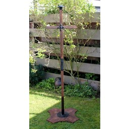 Drewniany stojak, 180 cm