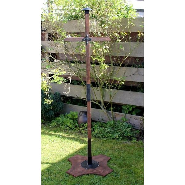 Houten standaard, 180 cm