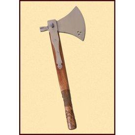 Ulfberth Yxa med hammare, 1500-talet