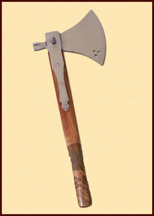 Bijl met hamer, 16de eeuw