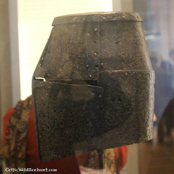 Marshal Historical Grande capacete Manesse Codex