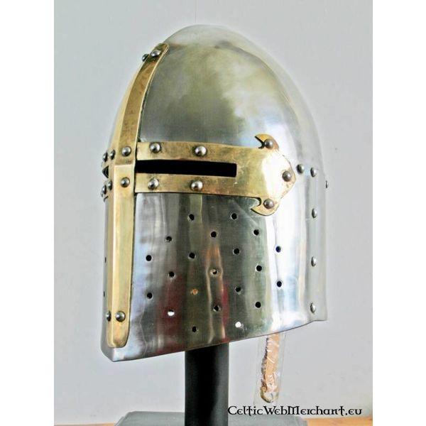 Marshal Historical Fransk storhjelm (12.-13. Århundrede)