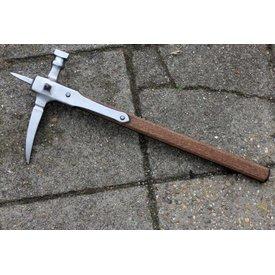 Extra martelo de guerra pontas