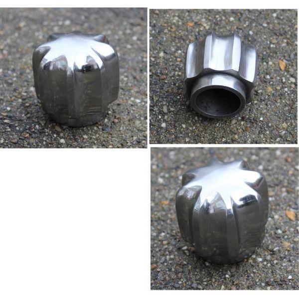 Deepeeka Testa di mazza in ferro