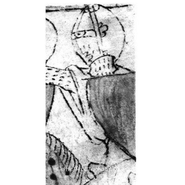 Deepeeka Tunnhjälm (Sir William de Staunton)