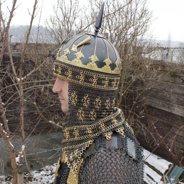 Persisk rustning