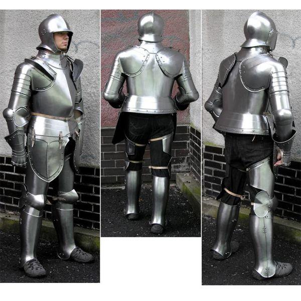 Armure allemande, fin du 16ème siècle
