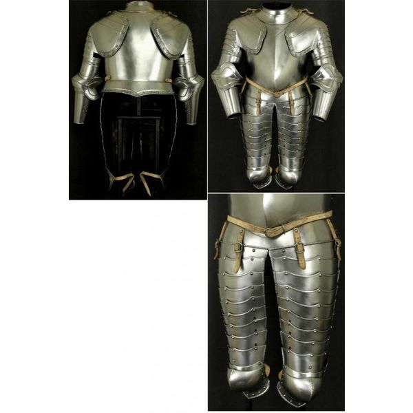 Metade armadura Johann Georg I