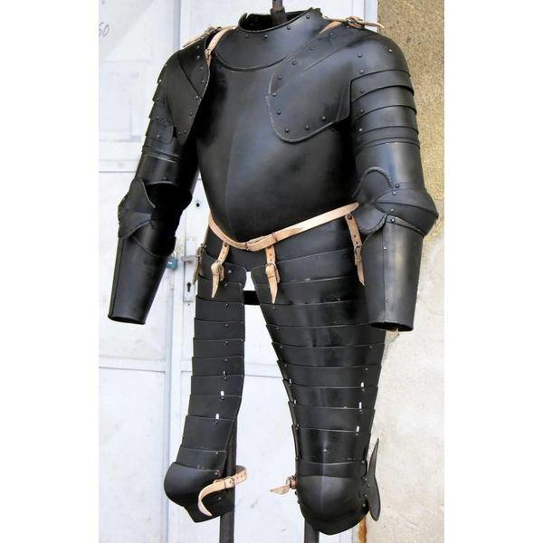 Zbroja Augusta Saksonii