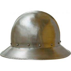 chapéu de chaleira brimmed curta