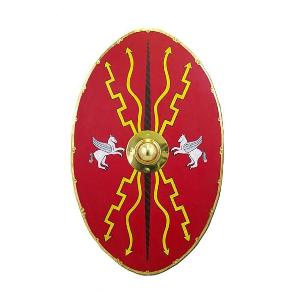Deepeeka Escudo auxiliar Romano