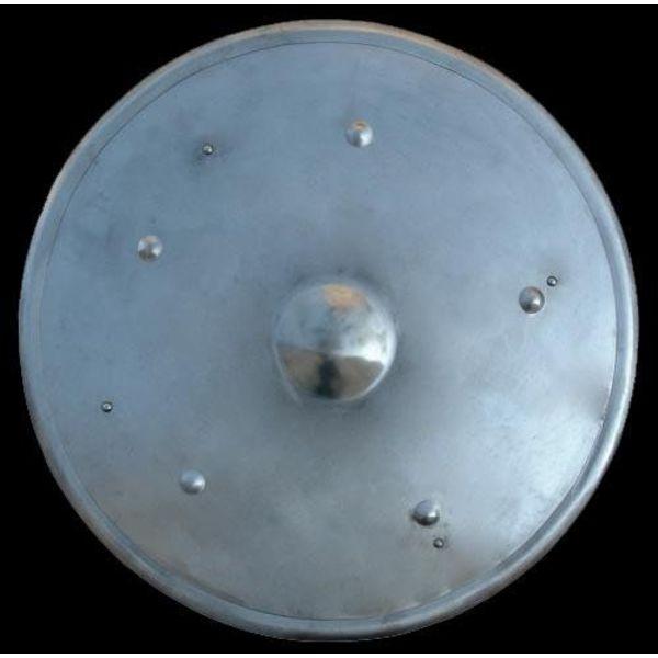 okrągła stalowa tarcza, 55 cm