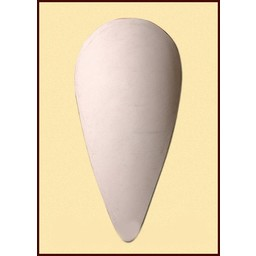 Bouclier Normand, blanc