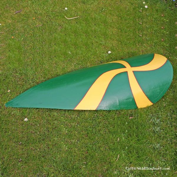 Deepeeka Norman shield