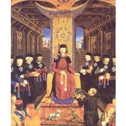 Historical Hospitaller surcoat