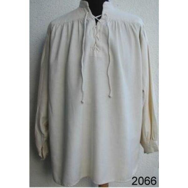 Leonardo Carbone Bred shirt med krave