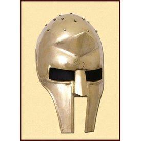 Helmet Gladiator messing